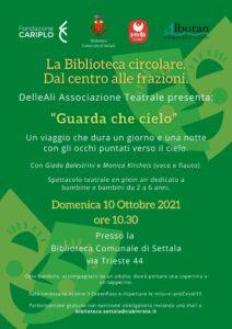 10-10-2021 – Piccola Rassegna Teatrale