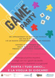 Gameparty 1